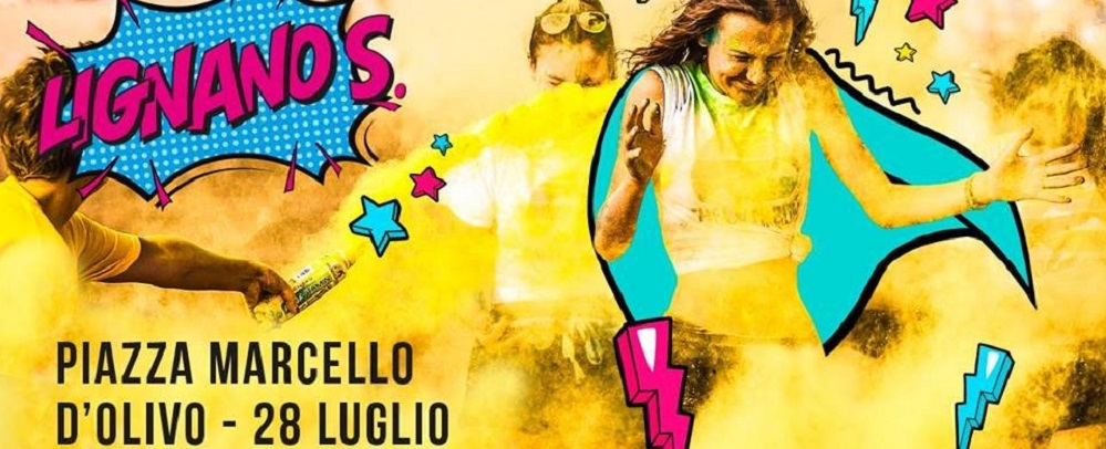 The Color Run 2018 - Lignano Sabbiadoro